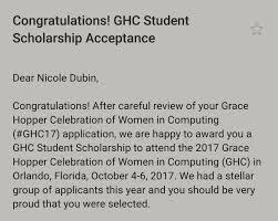 Grace Hopper Resume Database CSUCI Computer Girls CIComputerGirls Twitter 22