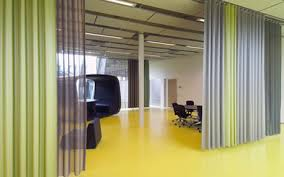Office curtain ideas Room Divider Office Curtain Ideas With Office Room Divider Curtains Day Dreaming And Decor Interior Design Office Curtain Ideas 26266 Interior Design