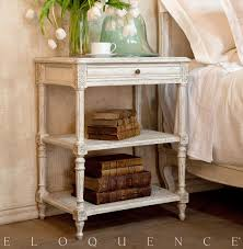 antique white nightstand. Eloquence Napoleon Nightstand In Antique White | Kathy Kuo Home. View Full Size H