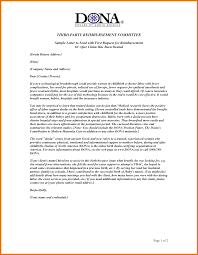 Insurance Claim Template Letter Business Template