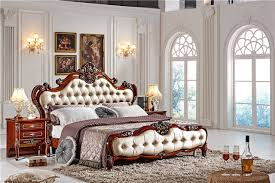 italian furniture designs. Fashion Bedroom Set / Italian Furniture Classic Wood Designs I