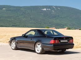 The site owner hides the web page description. This 1999 Mercedes Benz Sl 73 Amg Is Three Times Rarer Than A Pagani Zonda