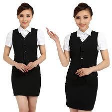 professional women slim vest bank managers work uniforms hotel front desk clerk cashier foreman clothes on aliexpress com alibaba group
