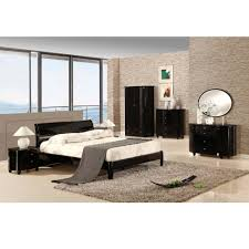Mirrored Bedroom Furniture Uk Bedroom Furniture Black Gloss Black Gloss Mirrored Bedroom