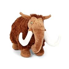 bark winston the wooly mammoth dog toy