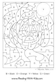 Coloring Number Pages Numbers For Coloring Pages Kids To Print Out