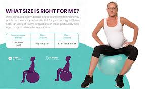 The Birth Ball Birthing Ball For Pregnancy Labor 18 Page Pregnancy Ball Exercises Guide By Trimester Non Slip Socks How To Dilate Induce