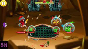 Angry Birds Epic Hack (Game Guardian) - YouTube