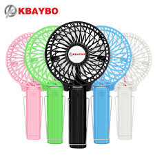 electric hand fan. foldable hand fans battery operated rechargeable handheld mini fan electric personal bar desktop fan-in from home improvement on r