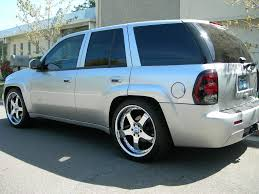 22 inch wheels - Chevy TrailBlazer | Cars | Pinterest | Chevy ...