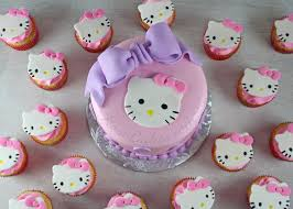 Best Hello Kitty Cakes Cake Topper Walmart Party City Licensed