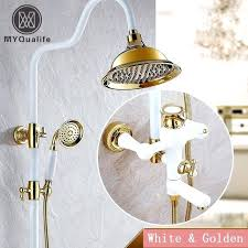 shower faucet height beautiful lovable acorn safety combination