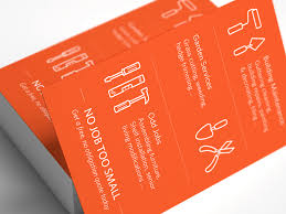 handyman business handyman business cards handyman business card back lynden oliver