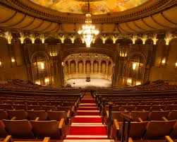 orpheum opera house in vancouver british columbia