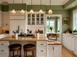 kitchen paintLight Green Painted Kitchen Cabinets Color Scheme U Pictures Paint