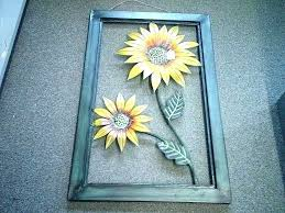 metal sunflower wall art sunflower wall art decor metal sunflower wall art metal sunflower wall art  on sunflower wall art metal with metal sunflower wall art metal sunflower wall decor new common
