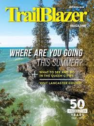 Trailblazer Magazine July 2019 By Trailblazer Magazine Issuu