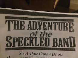 in the adventure of the speckled band why does helen stoner  in the adventure of the speckled band why does helen stoner come to see sherlock holmes
