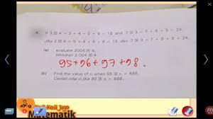 Soal soal pecahan matematika kelas 3 semester 2. Soal Olimpiade Matematika Sd 2 Youtube