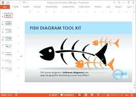 Fishbone Diagram Template Download Fishbone Diagram Template Ppt