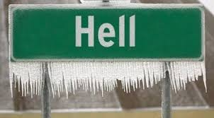 Image result for hell freezes over