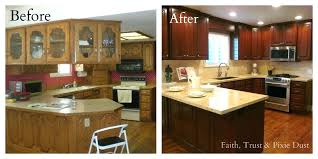 kitchen remodel top kitchen remodel before and after with kitchen remodeling before and after kitchen