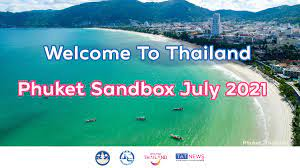 Phuket Sandbox reopening of Thailand's most famous island now in effect -  TAT Newsroom