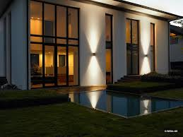 home lighting effects. WALL LUMINAIRE WITH DUAL UP/DOWN LIGHTING; Designed To Provide Up And Down Lighting Effects For Interior Exterior Locations. Home