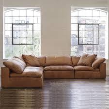 andrew martin truman sectional sofa tan leather moduler sofa beut co uk