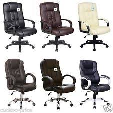 comfortable desk chair. quality swivel pu leather executive office furnitue computer desk chair comfortable desk chair t