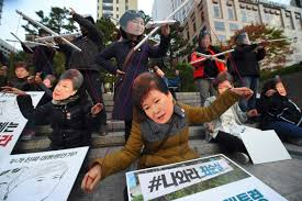 Impeaching South Korean President: Bad News for Women in Politics