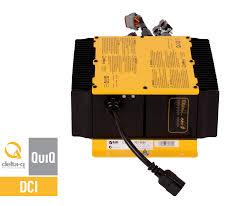 quiq dci battery charger dc dc converter delta q technical specs