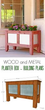 Small Picture Best 25 Wood planter box ideas only on Pinterest Diy planter