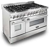 kitchenaid 48 range. ZLINE 48 In. 6.0 Cu. Ft. 7 Gas Burner/Electric Oven Range Kitchenaid