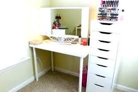 diy makeup vanity table. Beautiful Diy Makeup Table Ikea Desk Corner Dressing Vanity Ideas  With Diy Makeup Vanity Table