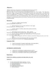 Cleaner Sample Resume Sample Resume For Cleaner Resume For Cool Cleaner Resume