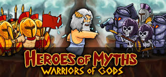 heroes of myths warriors of gods on steam