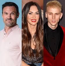 Who is megan fox dating right now? Brian Austin Green Seemingly Slams Megan Fox And Machine Gun Kelly
