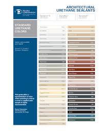 Dyna Trol Ii Color Chart Chargar Corp
