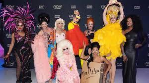 If The Queens Of Rupauls Drag Race Were Werking Toward College Majors