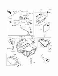 kawasaki ex500 a7 parts list and diagram (1993 klx 250 wiring diagram at Ex500 Wiring Diagram