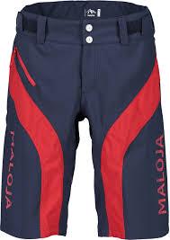 Maloja Size Chart Maloja Mansfieldm Freeride Shorts