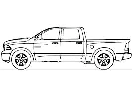 ford f150 coloring page ford coloring page truck pages old classic pickup caterpillar delivery ford f150