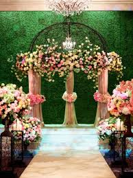 Small Picture How to Bring the Outside In at Your Wedding Grasses Backdrops