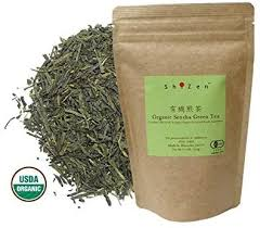 Organic Sencha Green Tea Loose Leaf from Japan ... - Amazon.com