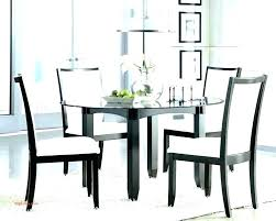 glass kitchen table sets extending glass dining table and chairs glass dining table sets glass kitchen