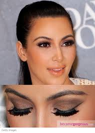 there are a number of looks that a kim kardashian makeup tutorial video can teach you to do but these five are what she is often seen wearing whether it s