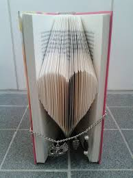 Uhr vorlage zum ausdrucken und selber basteln. Origami Book Art Herz Falten 3 Steps Instructables