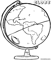Small Picture Globe coloring pages Coloring pages to download and print