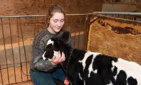 Trade Student Spotlight: Alexandria Walter: Dairy Production Technician -
